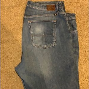 Used Lucky Brand jeans